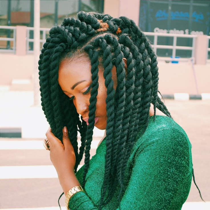 Crochet Hair Salon : Crochet braids deets - the tonyeigbani