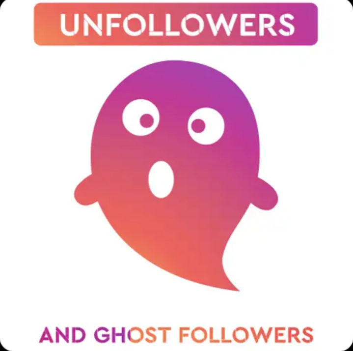 Check your unfollowers and ghost followers